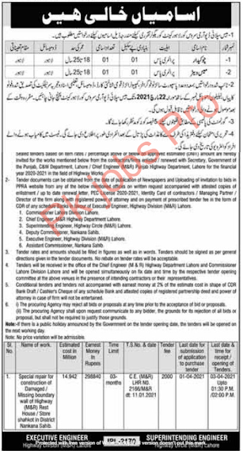 Pak Army Jobs 2021 in Lahore Cantt