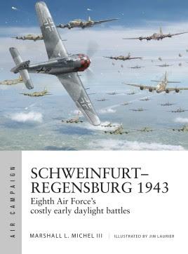 Schweinfurt–Regensburg 1943
