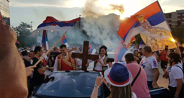 #Слободан #Самарџић #Чудо #Црна #Гора #Избори #Гласање #Победа #Срби