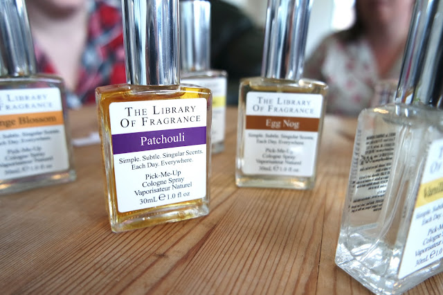 Library Of Fragrance Collection