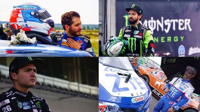 NASCAR PEAK MÉXICO IRACING GRAN APRENDIZAJE PARA OLIVERAS, TOVAR, PARDO Y VECCHI