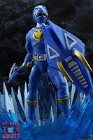 Power Rangers Lightning Collection Dino Thunder Blue Ranger 32