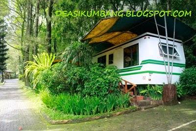 Wisata Kemah Caravan Camping Ground Taman Safari Bogor