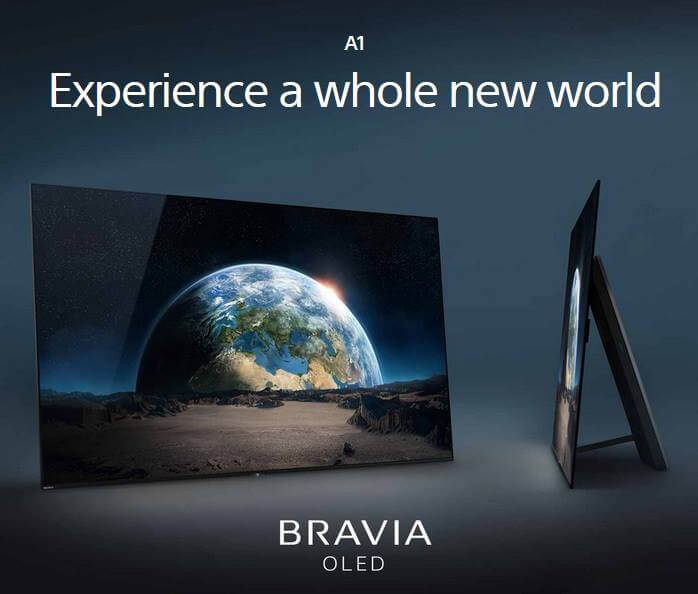 "Sony BRAVIA A1 Series Bags ""Best of the Best"" Award At 2017 Red Dot Product Design Awards"