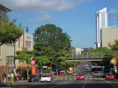 Avenida Colon en San Jose