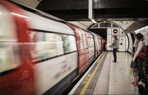 اختبار: التحكم في اتجاه القطار