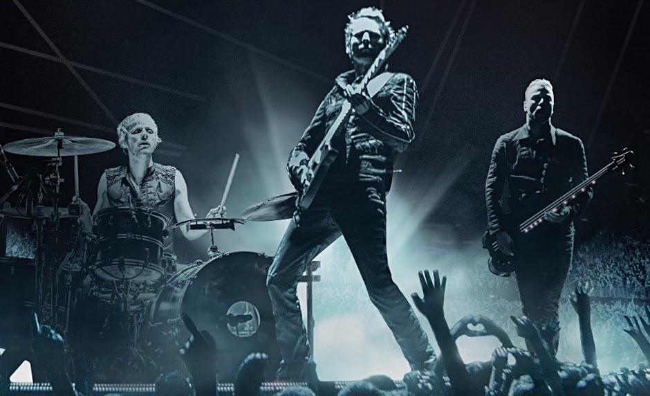 "UCI distribui e exibe ""Muse: Drones World Tour"" nos cinemas brasileiros"