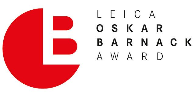 Logotipo del Leica Oskar Barnack Award