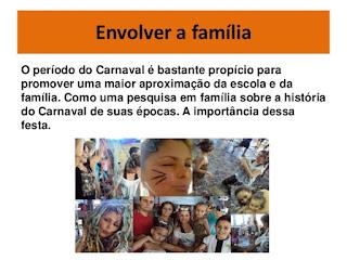 familia carnaval