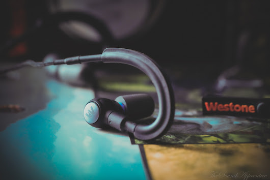 The Sound Apprentice: First Listen: Westone ADV Beta Earphones Review