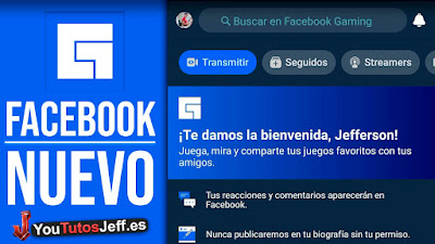 descargar facebook gaming