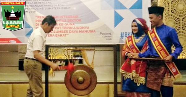 Gubernur Irwan Prayitno Buka Rakor KKBPK