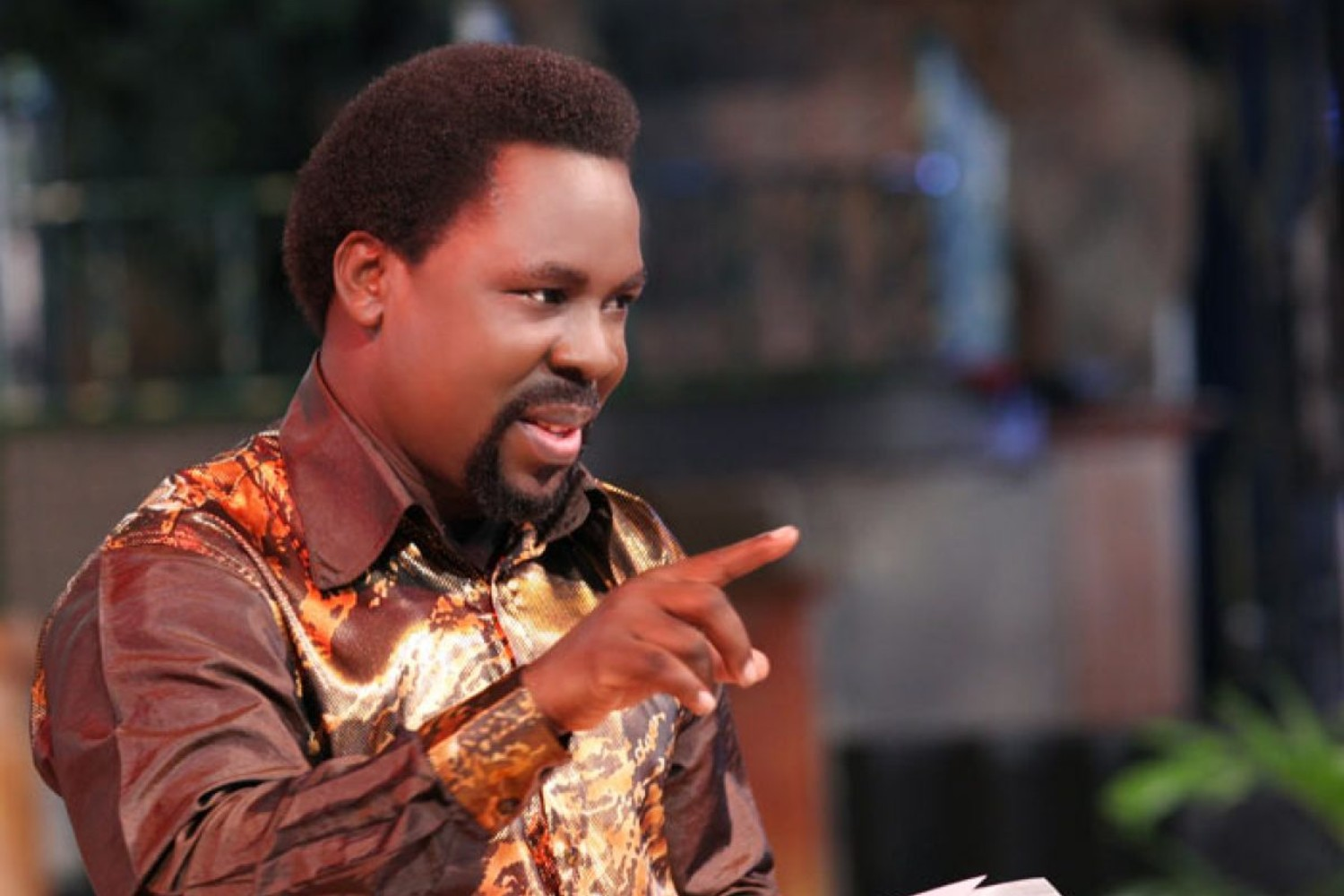 Pronounced Dead At 3am: How Prophet TB Joshua Died, His Last Moments During Church Sevice