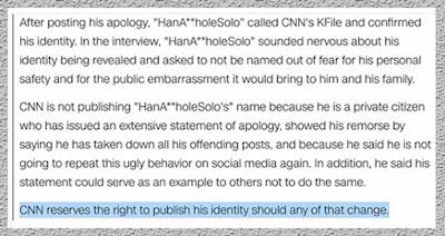 Respuesta CNN - usuario Reddit