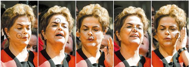 Mosca golpista atazana presidente Dilma em ato da CUT realizado em São Paulo