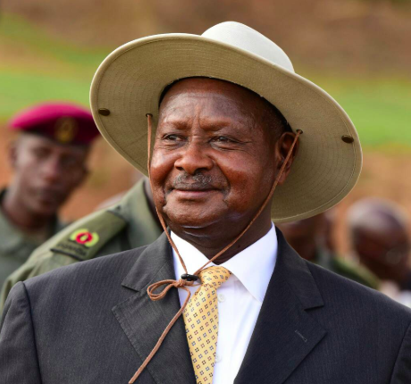 5 things you didn't know about Uganda President museveni