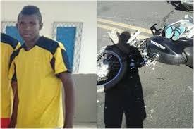 MEMÓRIA ELESBÃO: Há 5 anos morria o jovem Romildo Bezerra, em acidente com moto, na PI-224.