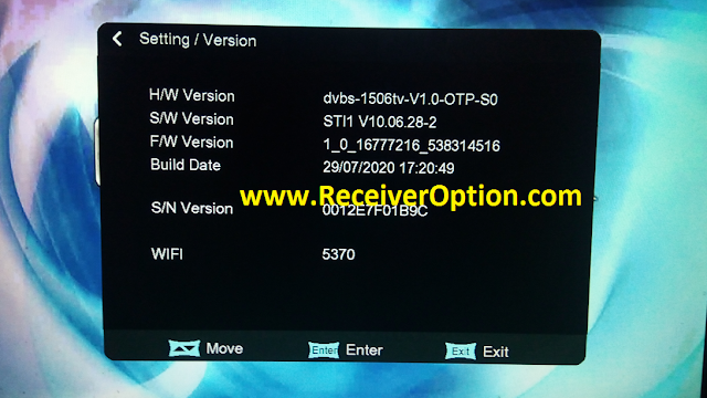 ORYX M5 1506TV 512 4M NEW SOFTWARE WITH HAHACAM & G SHARE PLUS OPTION