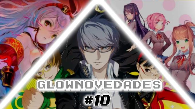 GlowNovedades #10 - ¡Cuatro años juntos y novedades de todos los proyectos!