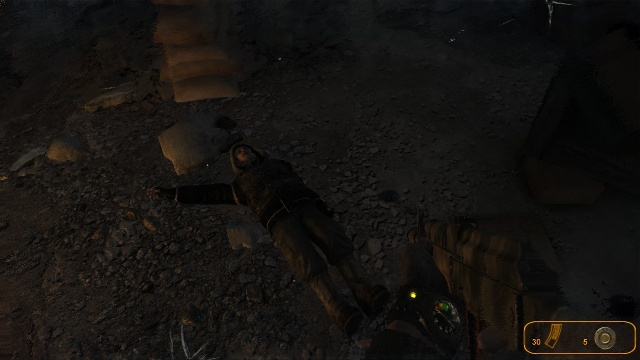 Download Metro 2033 PC Games Gameplay