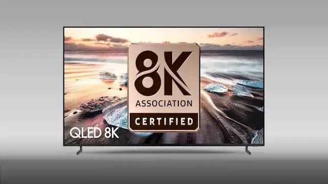 سامسونج للإلكترونيات تكشف النقاب عن تلفزيون QLED 8K 2020