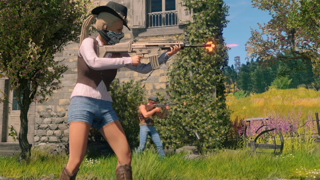 CRSED: F.O.A.D. - Ένα διαφορετικό δωρεάν Battle Royale για PC