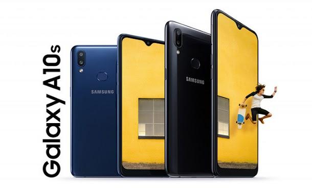 Spesifikasi dan Harga Samsung Galaxy A10s di Indonesia