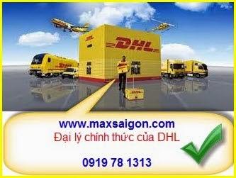 dịch vụ chuyển hàng quốc tế dhl giá rẻ và uy tín nhất tphcm