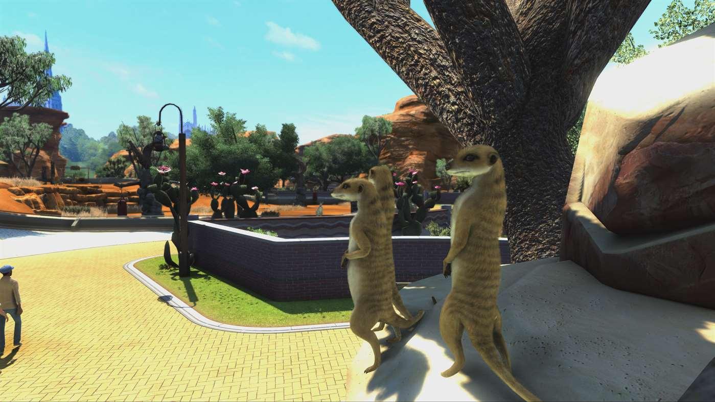 Zoo Tycoon Ultimate Animal Collection PC ESPAÑOL (CODEX) 1
