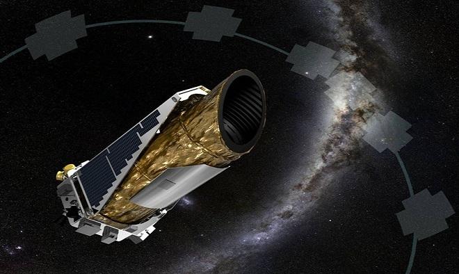Tháng 3/2009, NASA phóng tàu vũ trụ đưa Kính thiên văn Kepler vào không gian để tìm kiếm các hành tinh có khả năng chứa sự sống ngoài hệ Mặt Trời