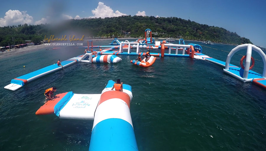Inflatable Island Subic