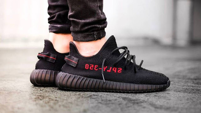 Diccionario sneaker: Yeezy bred