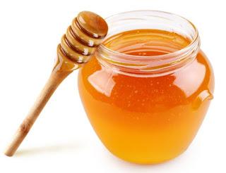 Honey for sore throat