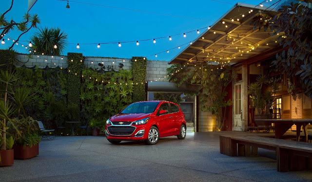 2020 Chevrolet Spark Review