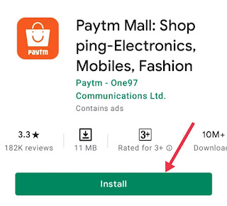 Paytm Mall App Kaise Download Kare