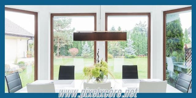 Tips Menciptakan  Rumah yang Bernuansa Alami - memperbanyak kaca dan bukaan lebar di ruang utama