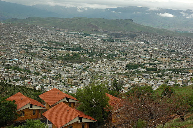 iran şehirleri