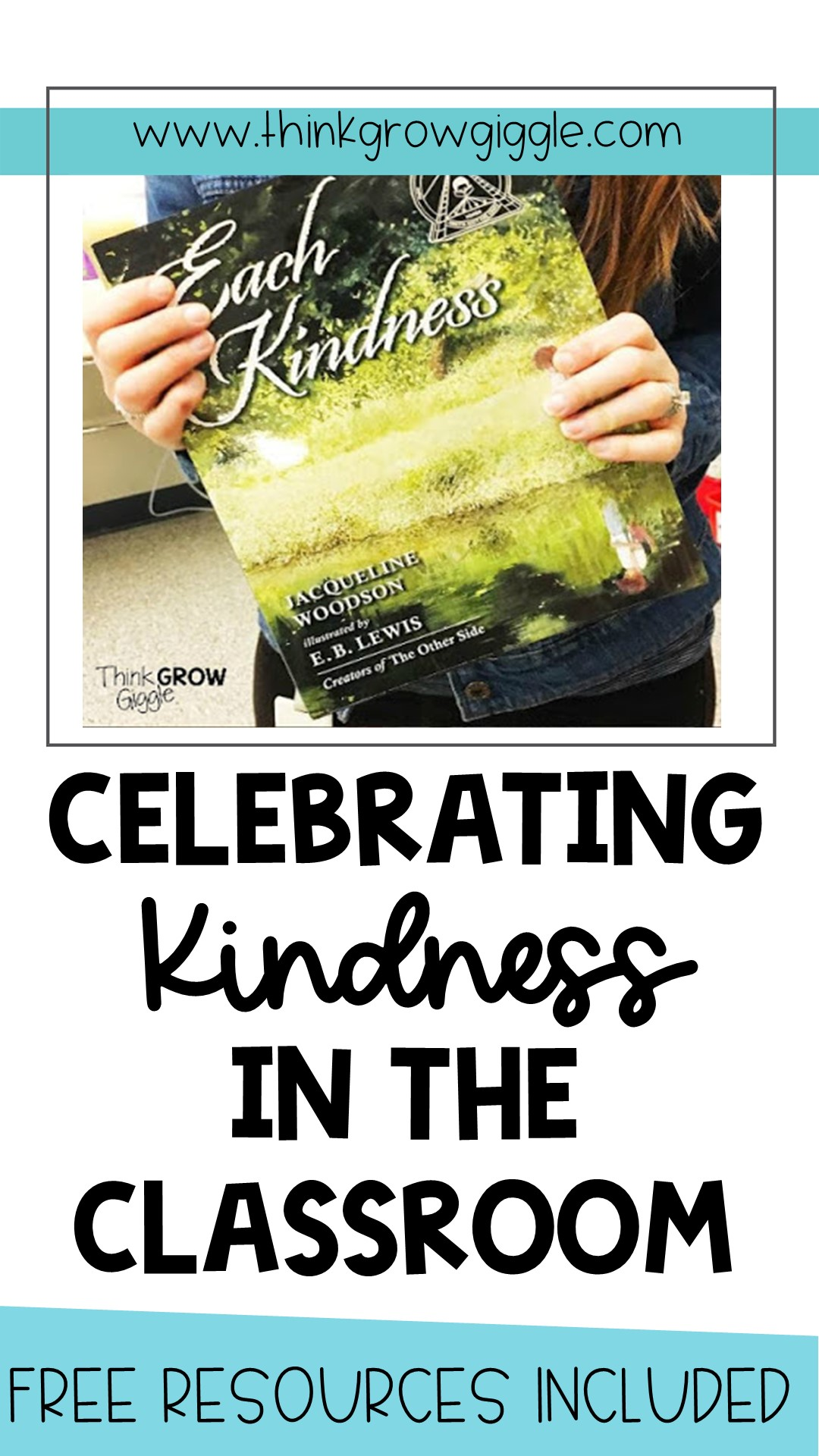 Kindness lessons for the classroom