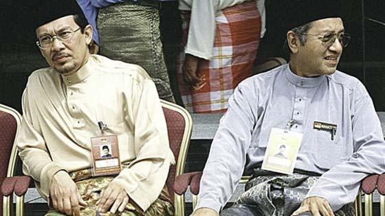 Bagaimana Anwar Ibrahim Boleh Memaafkan Tun Mahathir?