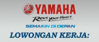 Lowongan Mekanik Yamaha Prakoso Motor Demak