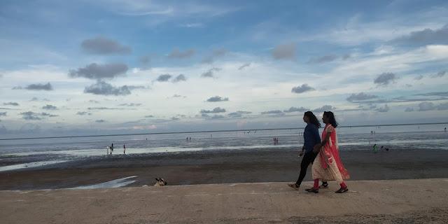 chandipur-beach