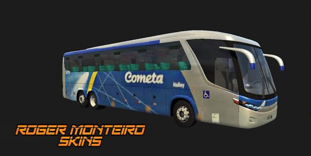 MARCOPOLO G7 1200  VIAÇÃO COMETA