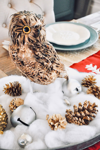 perfect holiday centerpiece