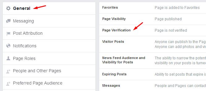 Bài review về việc Verify dấu tích xám cho Fanpage