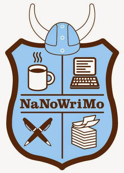 NaNoWriMo Day 8