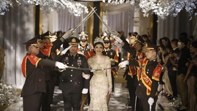 Gelar Pesta Mewah saat Corona, Kapolsek Kembangan Kompol Fahrul Dipecat!