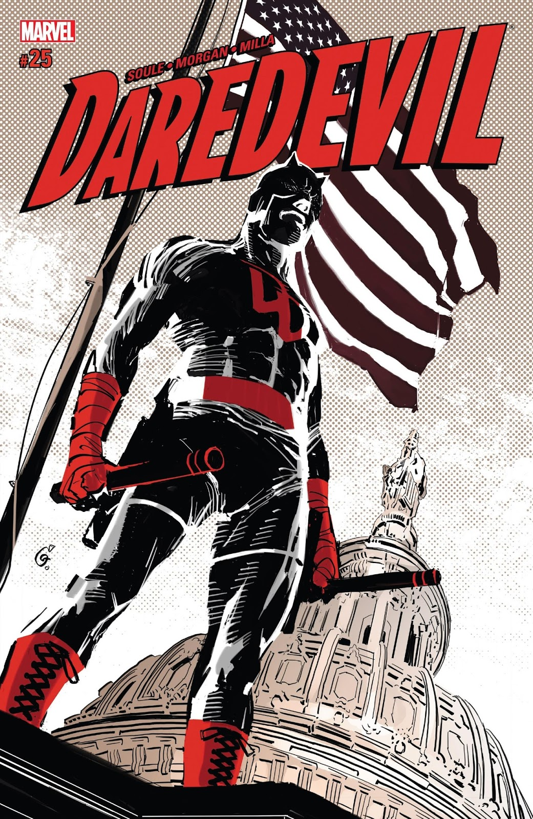 Weird Science DC Comics: Daredevil #25 Review