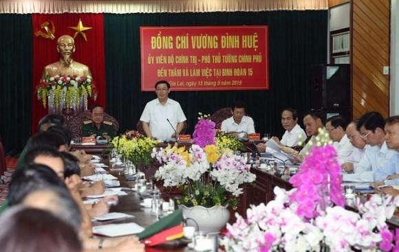 Bộ Quốc phòng sẽ thành lập thêm các tập đoàn kinh tế - làm kinh tế