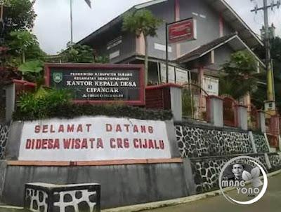 Kantor Desa Cipancar, Kecamatan Serang Panjang