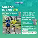 Run to Decathlon Alam Sutera • 2021